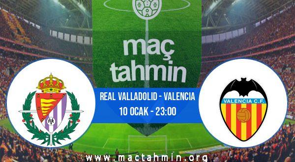 Real Valladolid - Valencia İddaa Analizi ve Tahmini 10 Ocak 2021