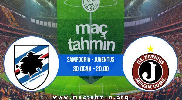 Sampdoria - Juventus İddaa Analizi ve Tahmini 30 Ocak 2021