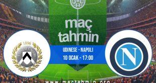 Udinese - Napoli İddaa Analizi ve Tahmini 10 Ocak 2021