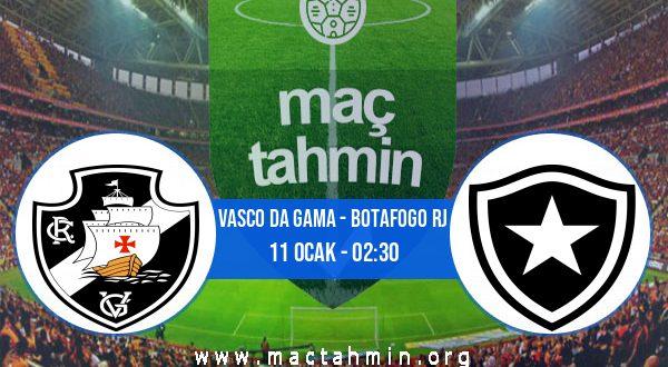 Vasco Da Gama - Botafogo RJ İddaa Analizi ve Tahmini 11 Ocak 2021