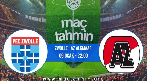 Zwolle - AZ Alkmaar İddaa Analizi ve Tahmini 09 Ocak 2021