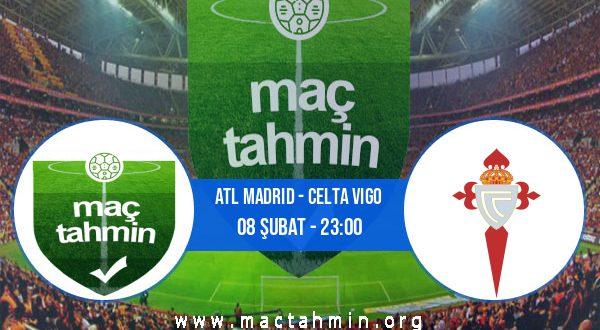 Atl Madrid - Celta Vigo İddaa Analizi ve Tahmini 08 Şubat 2021