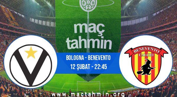 Bologna - Benevento İddaa Analizi ve Tahmini 12 Şubat 2021