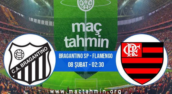 Bragantino SP - Flamengo İddaa Analizi ve Tahmini 08 Şubat 2021