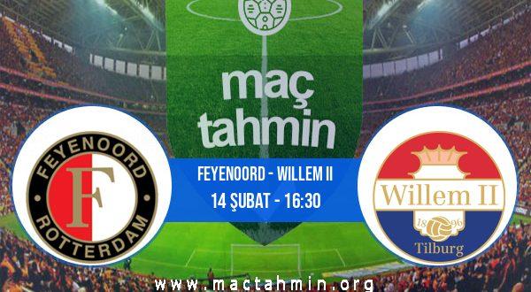 Feyenoord - Willem II İddaa Analizi ve Tahmini 14 Şubat 2021