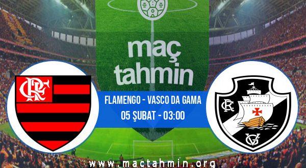 Flamengo - Vasco Da Gama İddaa Analizi ve Tahmini 05 Şubat 2021