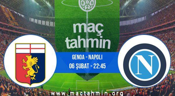Genoa - Napoli İddaa Analizi ve Tahmini 06 Şubat 2021