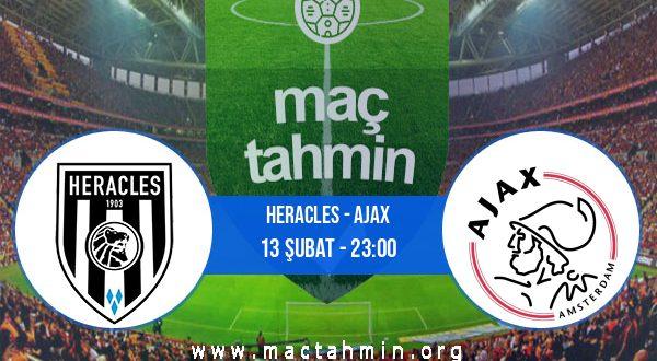 Heracles - Ajax İddaa Analizi ve Tahmini 13 Şubat 2021