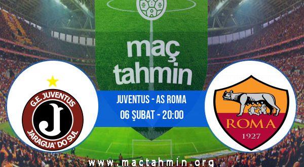 Juventus - AS Roma İddaa Analizi ve Tahmini 06 Şubat 2021