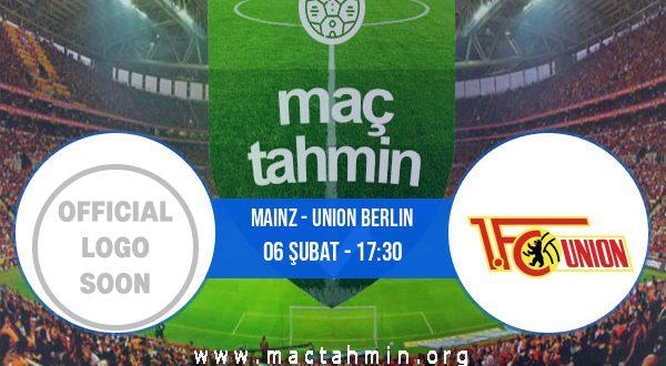 Mainz - Union Berlin İddaa Analizi ve Tahmini 06 Şubat 2021