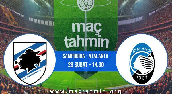 Sampdoria - Atalanta İddaa Analizi ve Tahmini 28 Şubat 2021