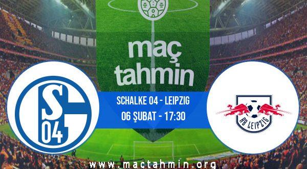 Schalke 04 - Leipzig İddaa Analizi ve Tahmini 06 Şubat 2021