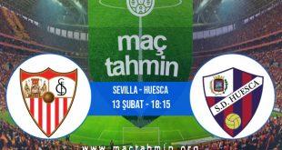 Sevilla - Huesca İddaa Analizi ve Tahmini 13 Şubat 2021