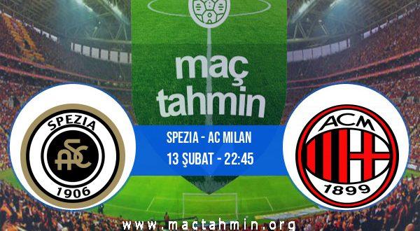Spezia - AC Milan İddaa Analizi ve Tahmini 13 Şubat 2021
