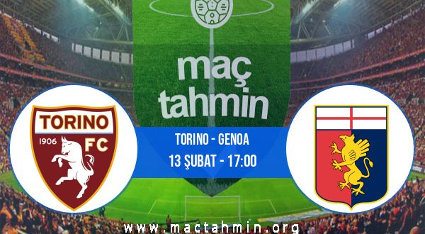 Torino - Genoa İddaa Analizi ve Tahmini 13 Şubat 2021