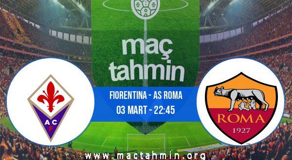 Fiorentina - AS Roma İddaa Analizi ve Tahmini 03 Mart 2021