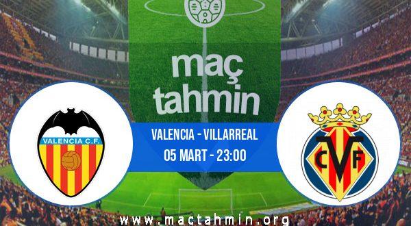 Valencia - Villarreal İddaa Analizi ve Tahmini 05 Mart 2021