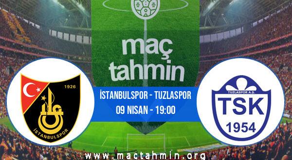 İstanbulspor - Tuzlaspor İddaa Analizi ve Tahmini 09 Nisan 2021