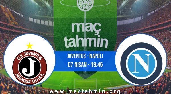 Juventus - Napoli İddaa Analizi ve Tahmini 07 Nisan 2021