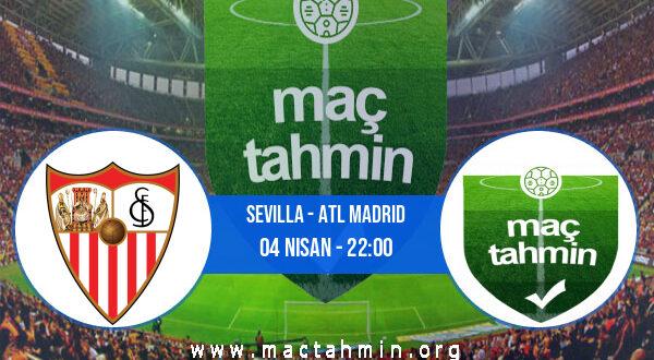 Sevilla - Atl Madrid İddaa Analizi ve Tahmini 04 Nisan 2021