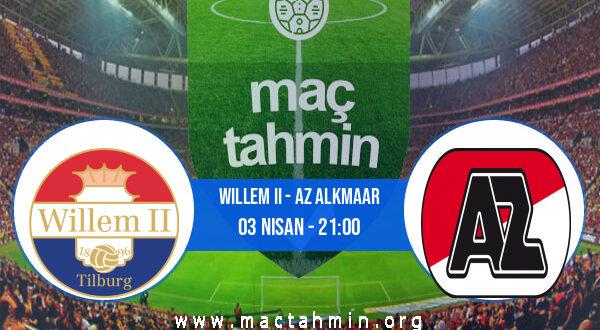 Willem II - AZ Alkmaar İddaa Analizi ve Tahmini 03 Nisan 2021