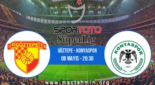 Göztepe - Konyaspor İddaa Analizi ve Tahmini 08 Mayıs 2021