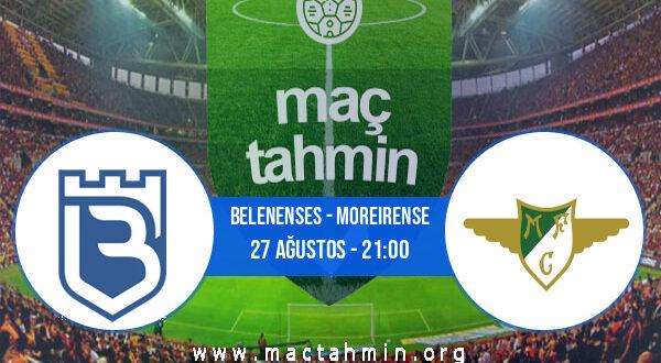 Belenenses - Moreirense İddaa Analizi ve Tahmini 27 Ağustos 2021