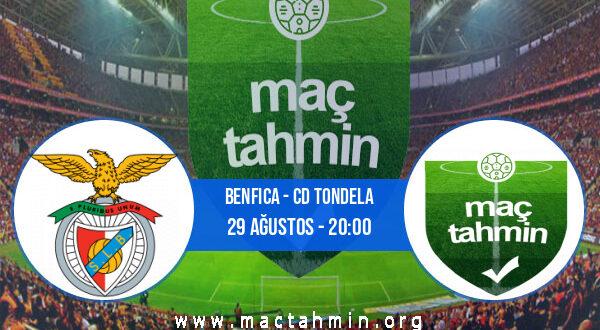 Benfica - CD Tondela İddaa Analizi ve Tahmini 29 Ağustos 2021