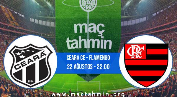 Ceara CE - Flamengo İddaa Analizi ve Tahmini 22 Ağustos 2021