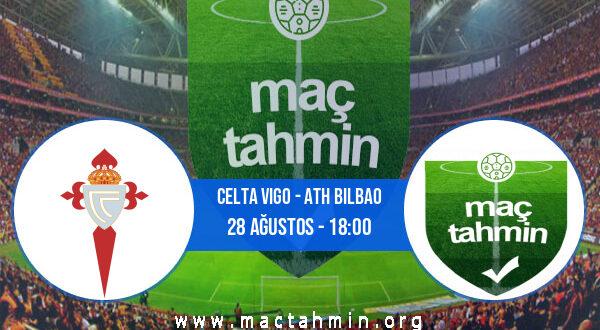 Celta Vigo - Ath Bilbao İddaa Analizi ve Tahmini 28 Ağustos 2021