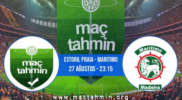 Estoril Praia - Maritimo İddaa Analizi ve Tahmini 27 Ağustos 2021