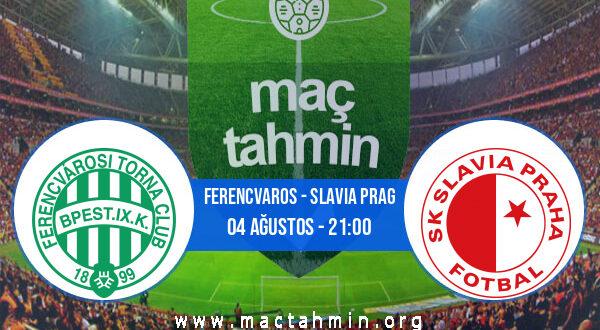 Ferencvaros - Slavia Prag İddaa Analizi ve Tahmini 04 Ağustos 2021