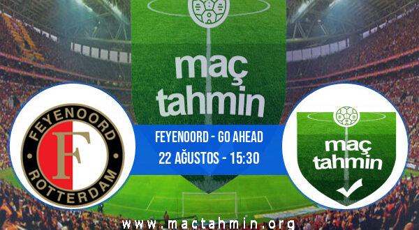 Feyenoord - Go Ahead İddaa Analizi ve Tahmini 22 Ağustos 2021