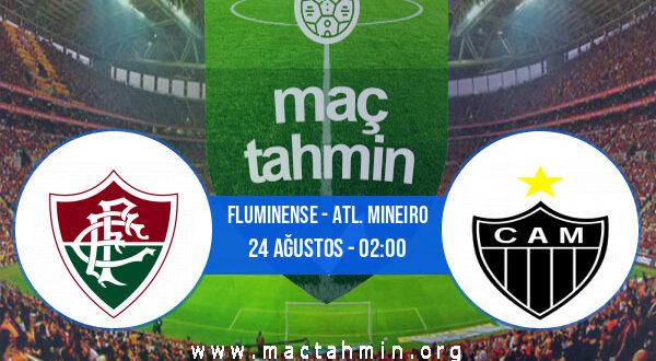 Fluminense - Atl. Mineiro İddaa Analizi ve Tahmini 24 Ağustos 2021