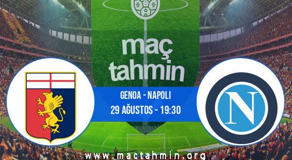 Genoa - Napoli İddaa Analizi ve Tahmini 29 Ağustos 2021