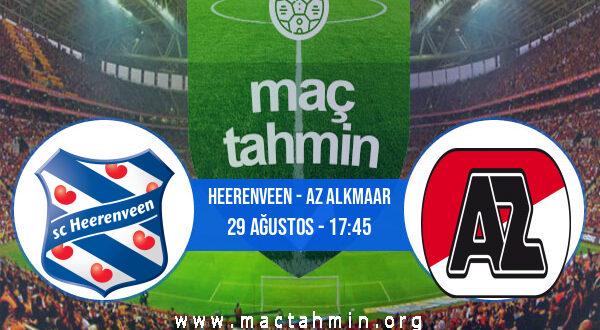 Heerenveen - AZ Alkmaar İddaa Analizi ve Tahmini 29 Ağustos 2021