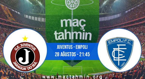 Juventus - Empoli İddaa Analizi ve Tahmini 28 Ağustos 2021
