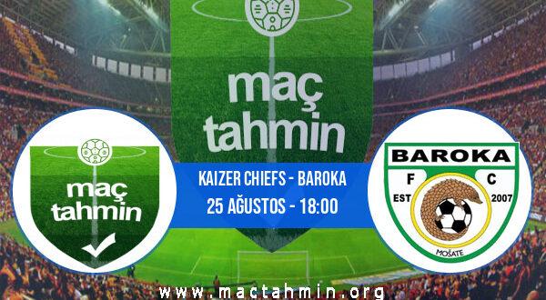 Kaizer Chiefs - Baroka İddaa Analizi ve Tahmini 25 Ağustos 2021
