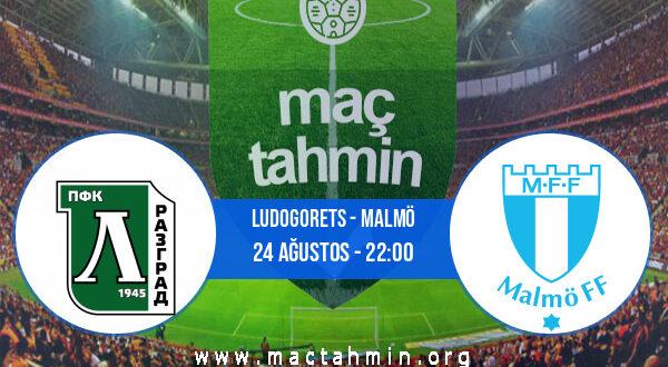 Ludogorets - Malmö İddaa Analizi ve Tahmini 24 Ağustos 2021