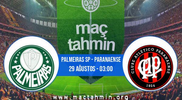 Palmeiras SP - Paranaense İddaa Analizi ve Tahmini 29 Ağustos 2021