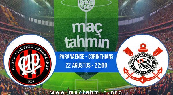 Paranaense - Corinthians İddaa Analizi ve Tahmini 22 Ağustos 2021