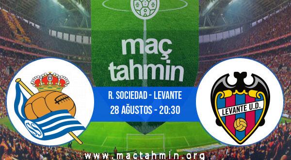 R. Sociedad - Levante İddaa Analizi ve Tahmini 28 Ağustos 2021