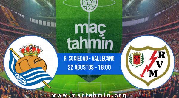 R. Sociedad - Vallecano İddaa Analizi ve Tahmini 22 Ağustos 2021