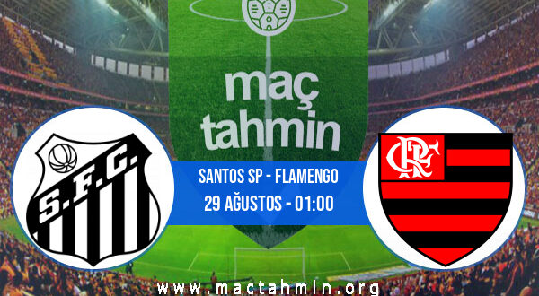 Santos SP - Flamengo İddaa Analizi ve Tahmini 29 Ağustos 2021