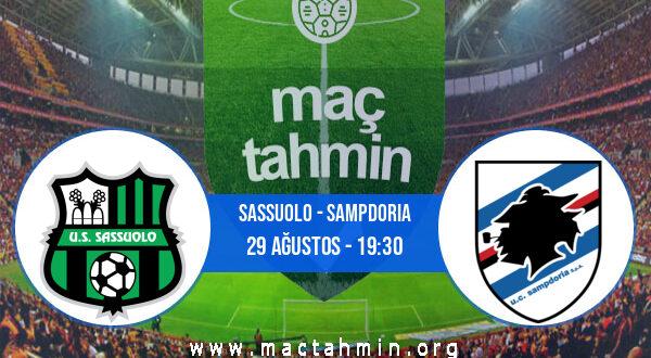 Sassuolo - Sampdoria İddaa Analizi ve Tahmini 29 Ağustos 2021