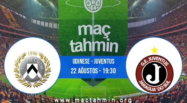 Udinese - Juventus İddaa Analizi ve Tahmini 22 Ağustos 2021
