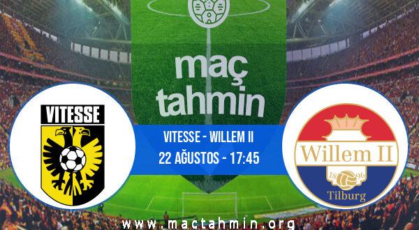 Vitesse - Willem II İddaa Analizi ve Tahmini 22 Ağustos 2021