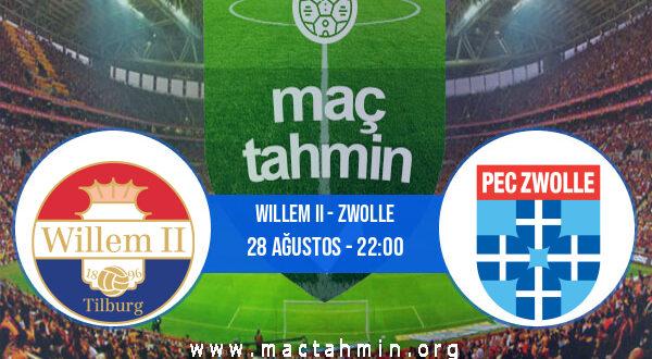 Willem II - Zwolle İddaa Analizi ve Tahmini 28 Ağustos 2021