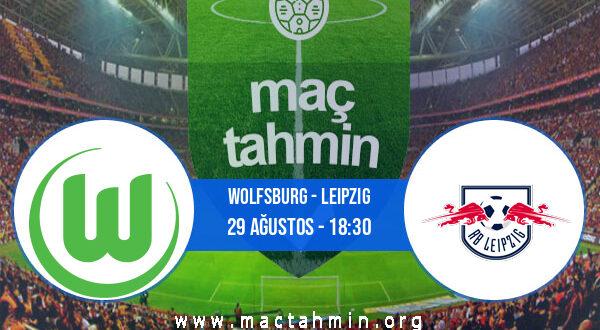 Wolfsburg - Leipzig İddaa Analizi ve Tahmini 29 Ağustos 2021