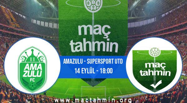 AmaZulu - Supersport Utd İddaa Analizi ve Tahmini 14 Eylül 2021
